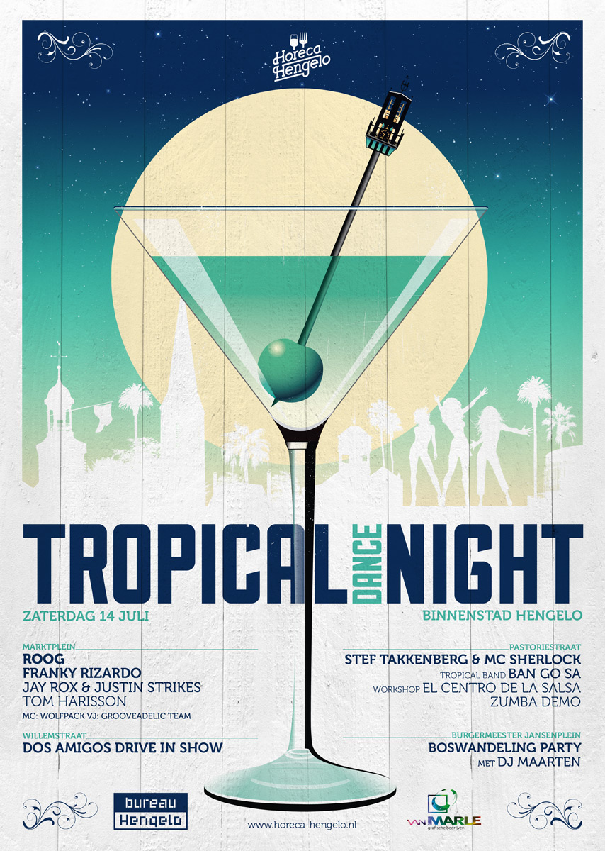 Tropical Dance Night